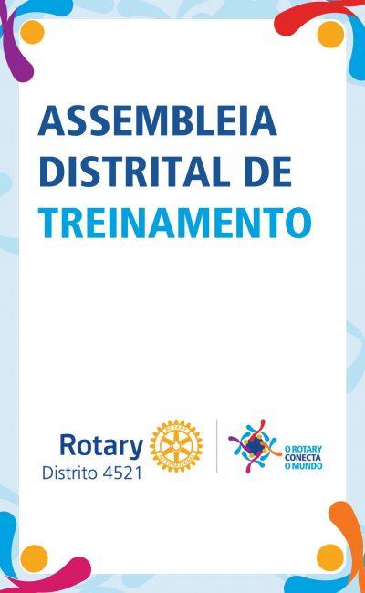 Assembleia Distrital de Treinamento