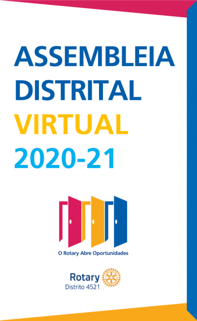 Assembleia Distrital Virtual