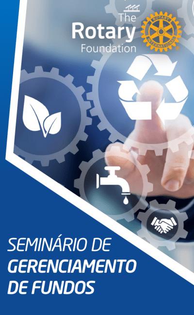 Seminário Distrital de Gerenciamento de Fundos