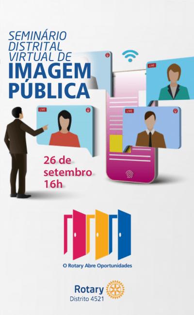 Seminário Distrital de Imagem Pública