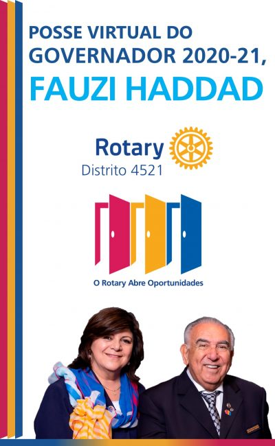 Posse Virtual Governador Fauzi Haddad