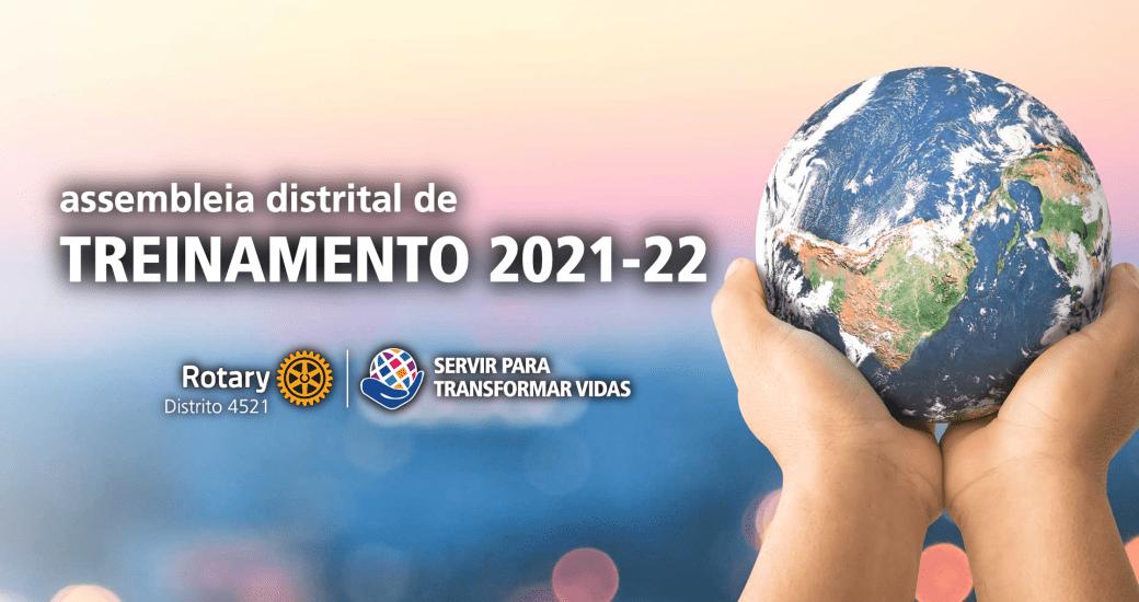 Assembleia Distrital de Treinamento 2021-22